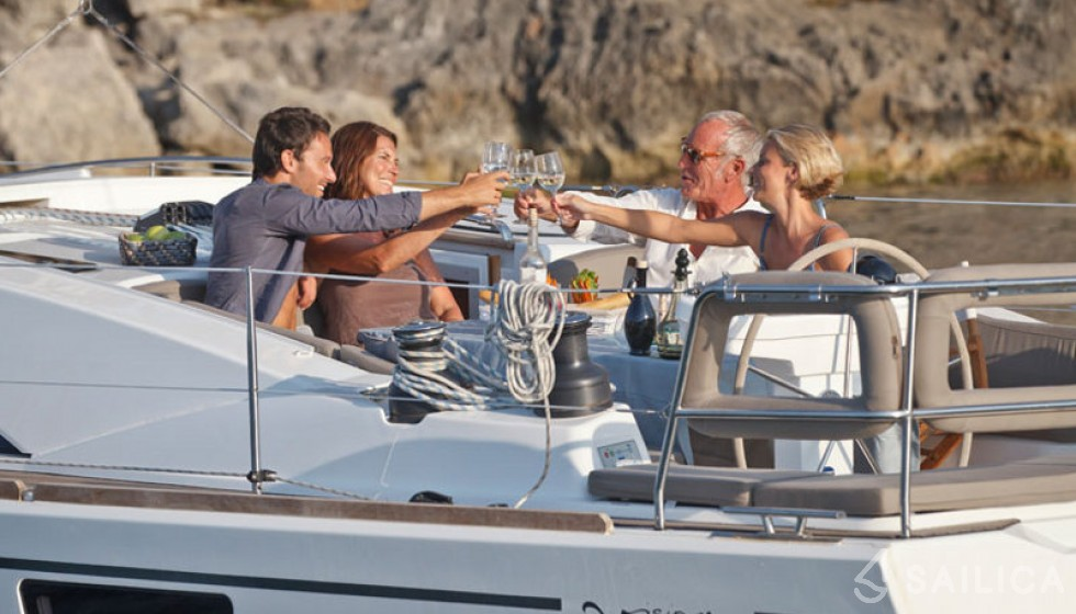 Bavaria Vision 46 - Sailica Yacht Buchungssystem #11