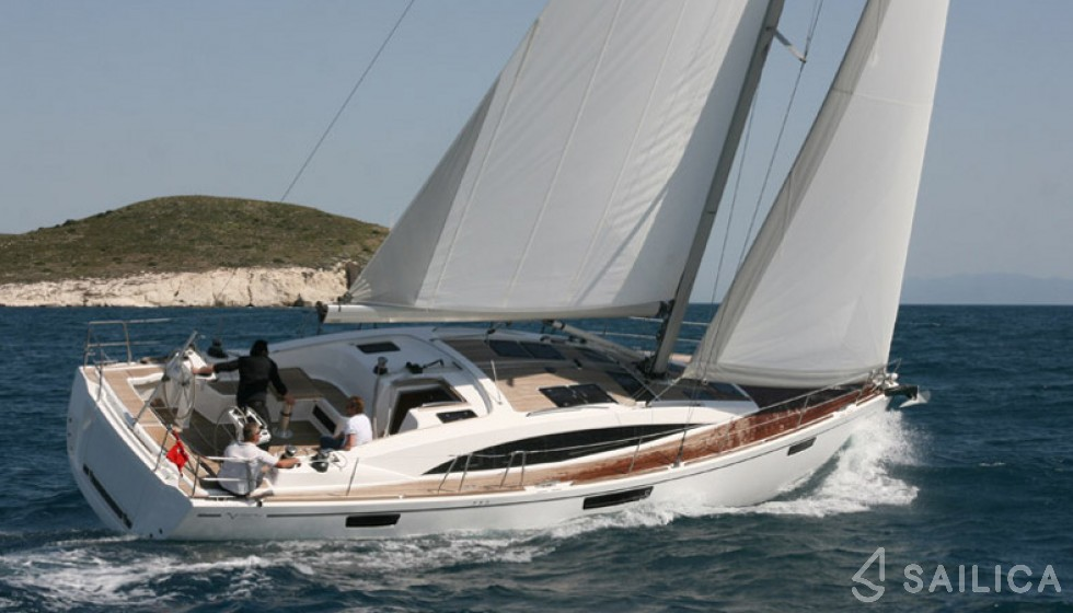Bavaria Vision 46 - Sailica Yacht Booking System #22