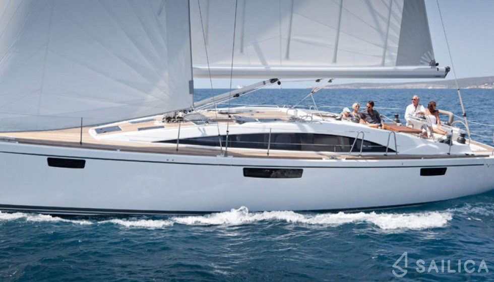 Bavaria Vision 46 - Sailica Yacht Booking System #17
