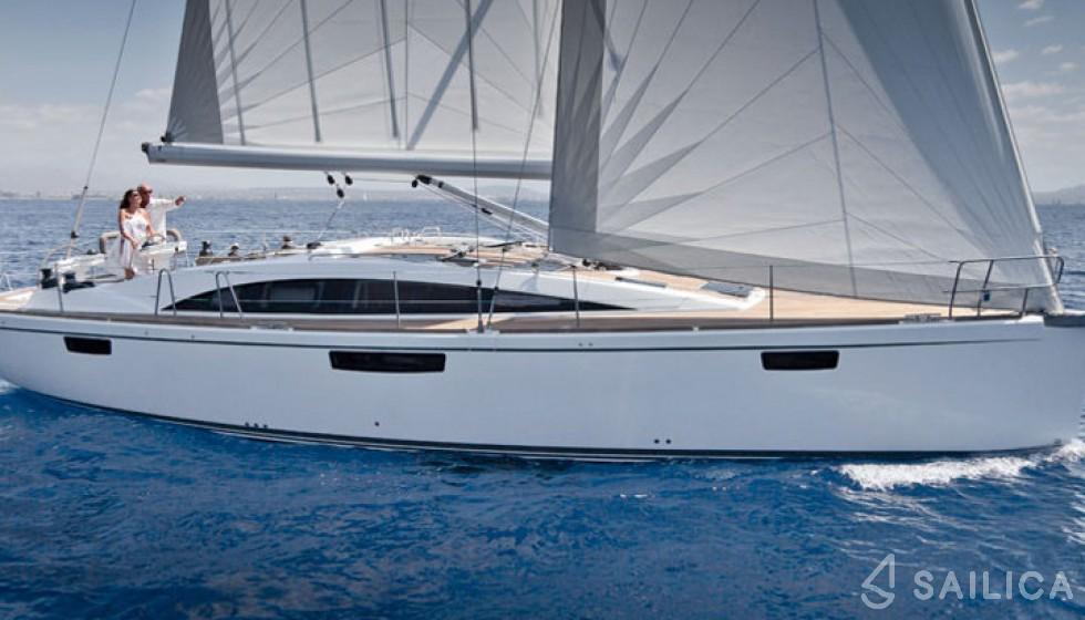 Bavaria Vision 46 - Sailica Yacht Buchungssystem #21