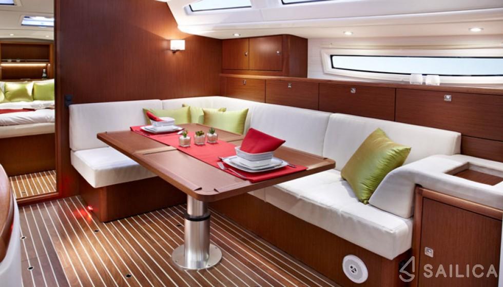 Bavaria Vision 46 - Sailica Yacht Buchungssystem #6