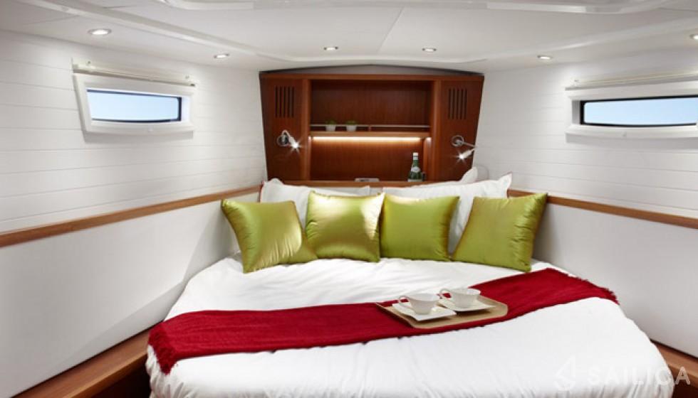 Bavaria Vision 46 - Sailica Yacht Buchungssystem #14