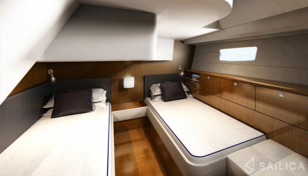 Bavaria Vision 46 - Sailica Yacht Buchungssystem #18