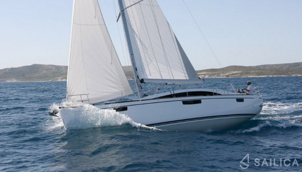 Bavaria Vision 46 - Sailica Yacht Booking System #4