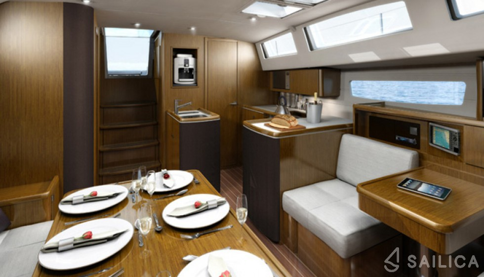 Bavaria Vision 46 - Sailica Yacht Booking System #16