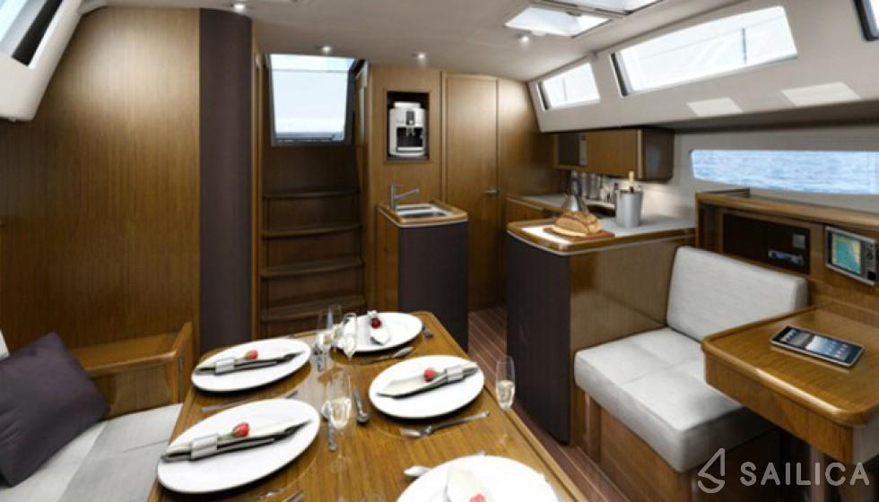 Bavaria Vision 46 - Sailica Yacht Buchungssystem #33