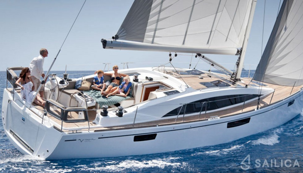 Bavaria Vision 46 - Sailica Yacht Booking System #19