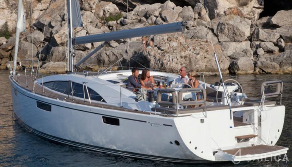 Bavaria Vision 46 - Sailica Yacht Buchungssystem #5