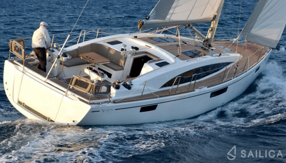Bavaria Vision 46 - Sailica Yacht Booking System #28