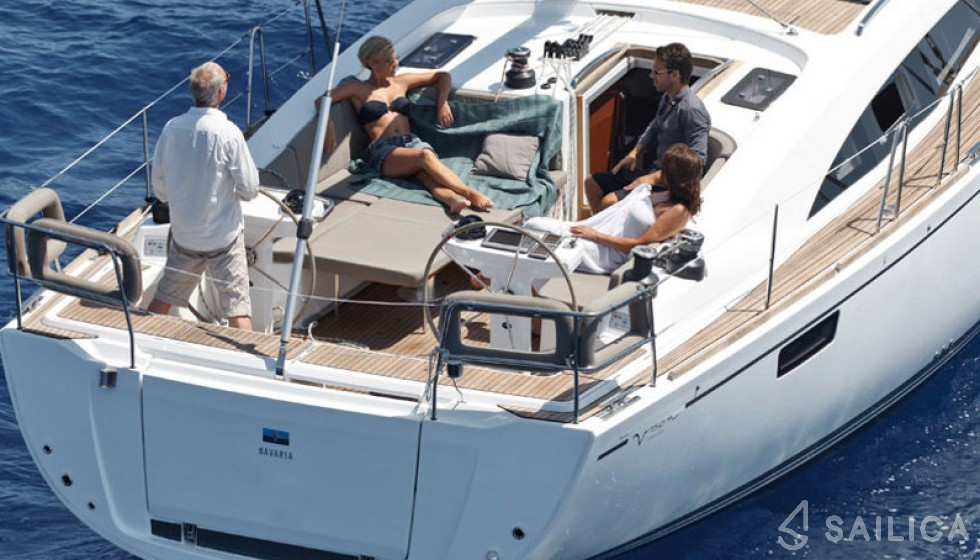 Bavaria Vision 46 - Sailica Yacht Buchungssystem #24