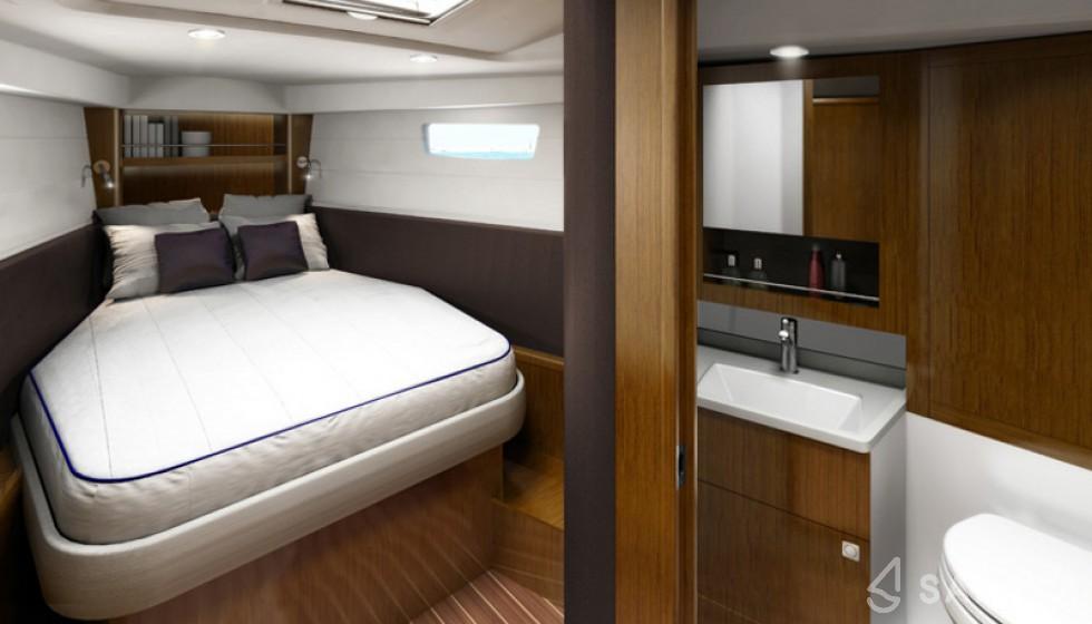Bavaria Vision 46 - Sailica Yacht Buchungssystem #15