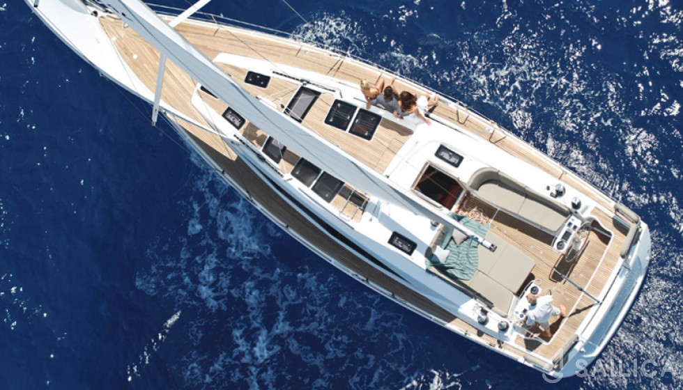 Bavaria Vision 46 - Sailica Yacht Buchungssystem #29