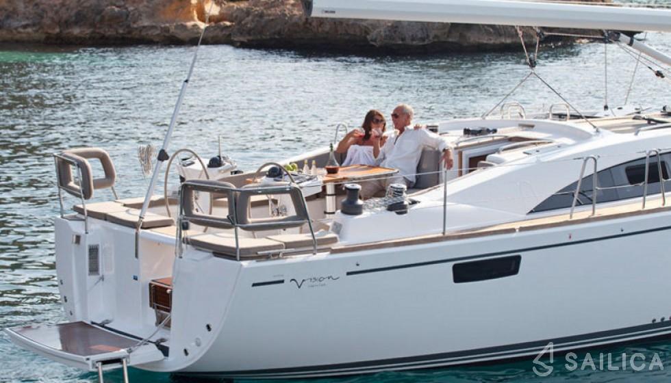 Bavaria Vision 46 - Sailica Yacht Buchungssystem #12