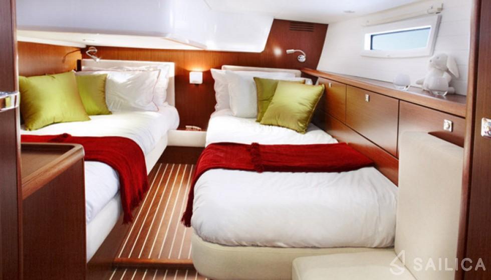 Bavaria Vision 46 - Sailica Yacht Buchungssystem #7