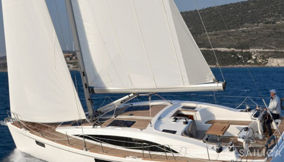 Bavaria Vision 46 - Sailica Yacht Booking System #32