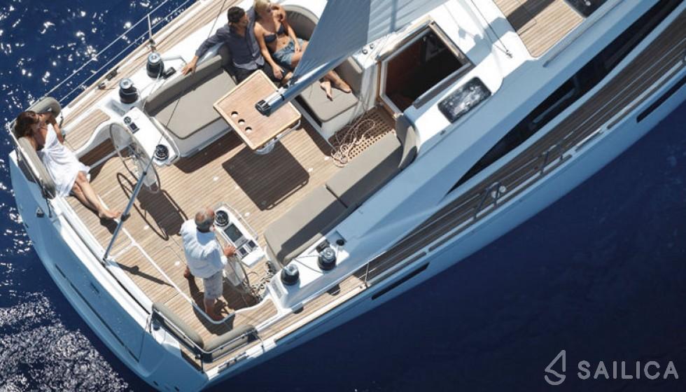 Bavaria Vision 46 - Sailica Yacht Buchungssystem #31