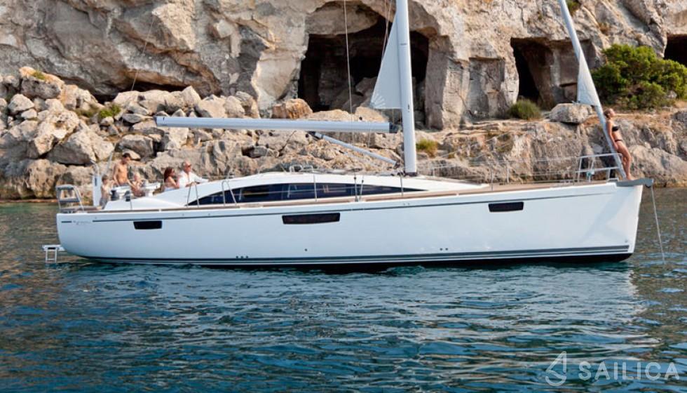 Rent Bavaria Vision 46 in British Virgin Islands - Sailica