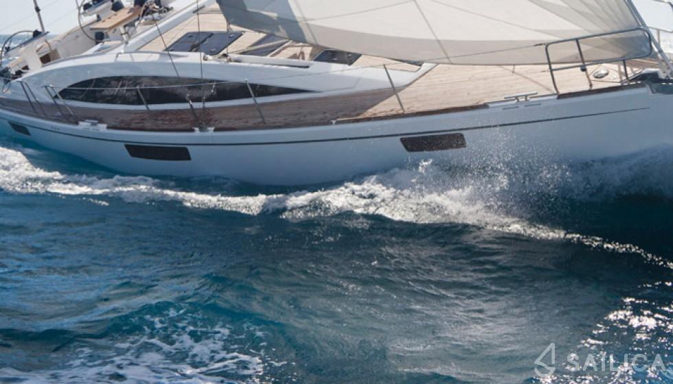 Bavaria Vision 46 - Sailica Yacht Buchungssystem #26
