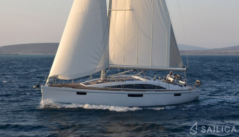 Bavaria Vision 46 - Sailica Yacht Booking System #30