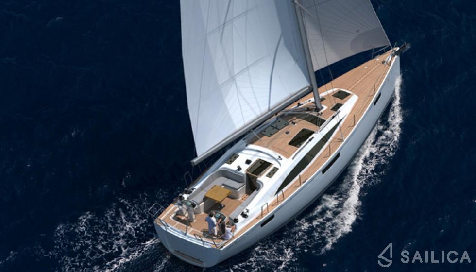Bavaria Vision 46 - Sailica Yacht Buchungssystem #23