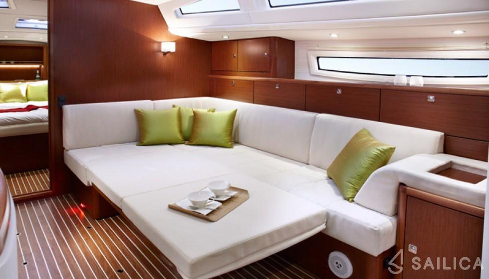 Bavaria Vision 46 - Sailica Yacht Buchungssystem #13