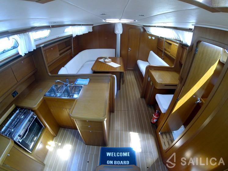 Grand Soleil 45 - Sailica Yacht Booking System #12
