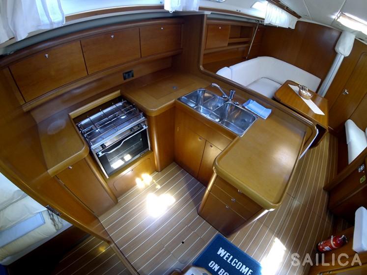 Grand Soleil 45 - Sailica Yacht Booking System #14