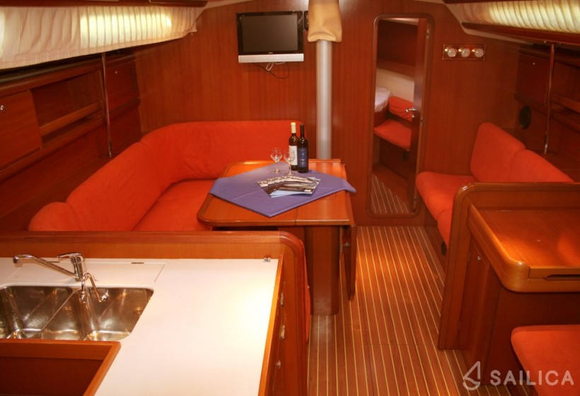 Grand Soleil 45 - Sailica Yacht Booking System #8