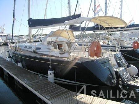Grand Soleil 45 - Sailica Yacht Booking System #6