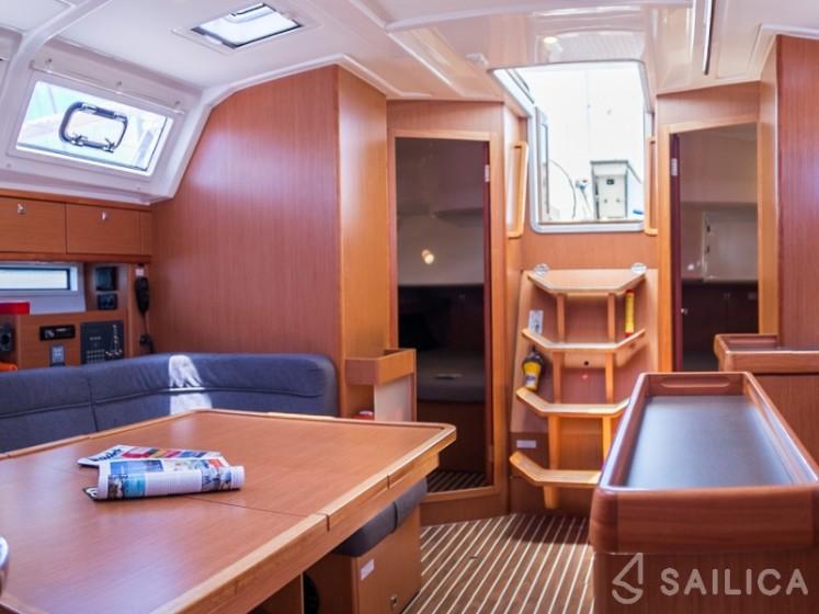 Rent Bavaria Cruiser 46 in Spain - Sailica