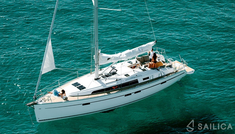 Bavaria Cruiser 46 C - Sailica Yacht Booking System #8