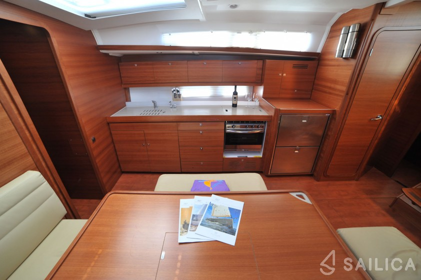Dufour 460 Grand Large - Yacht Charter Sailica