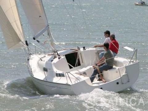 SUN 2500 - Yacht Charter Sailica