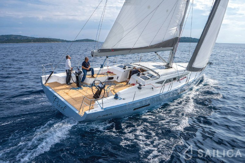 More 55 - Yacht Charter Sailica