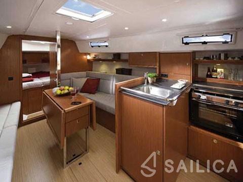 Bavaria 32 Cruiser - Yacht Charter Sailica