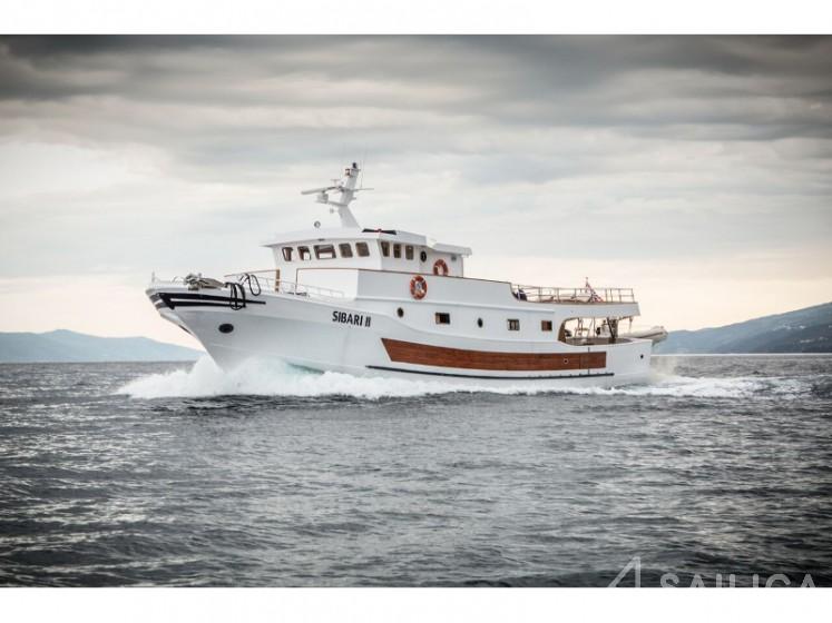 Sibari - Yacht Charter Sailica