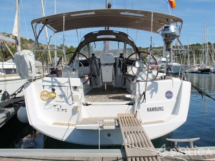 Sun Odyssey 379 - Yacht Charter Sailica