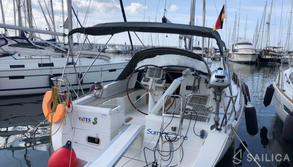 Beneteau 37 in Marina Can Pastilla - Sailica