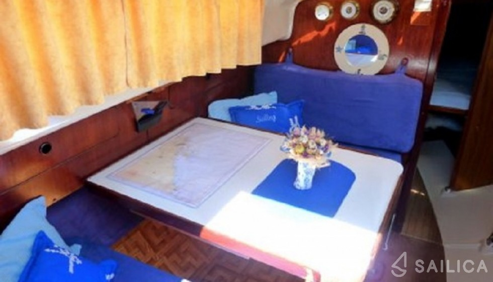 Dehler 83 - Sailica Yacht Booking System #5