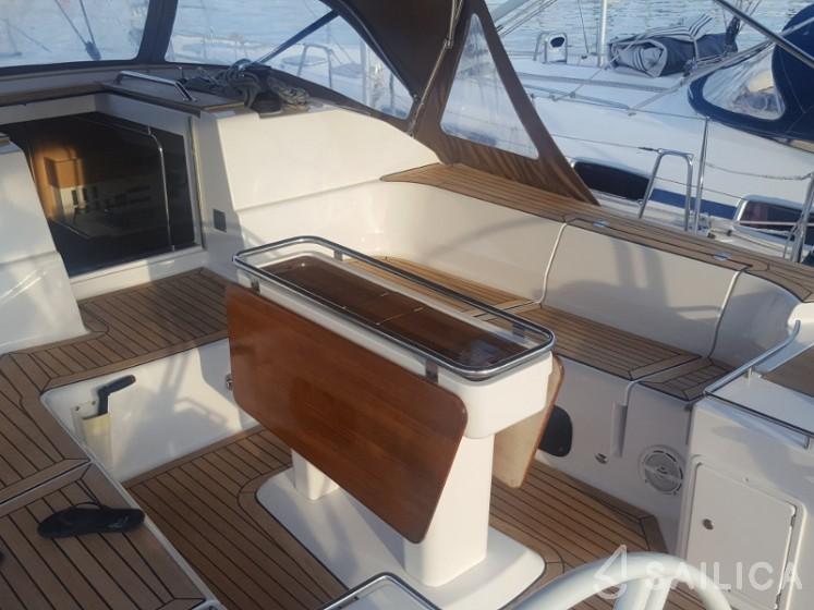 Elan 50 Impression - Yacht Charter Sailica