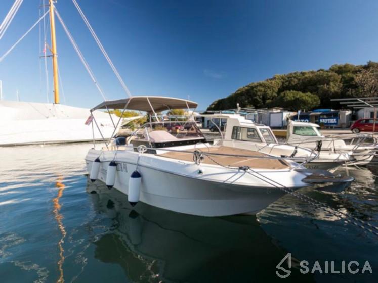 Atlantic 655 Sun Cruiser - Yacht Charter Sailica