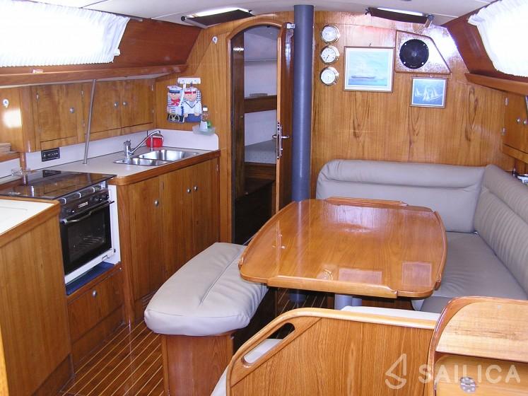 Sun Odyssey 37.1 - Yacht Charter Sailica