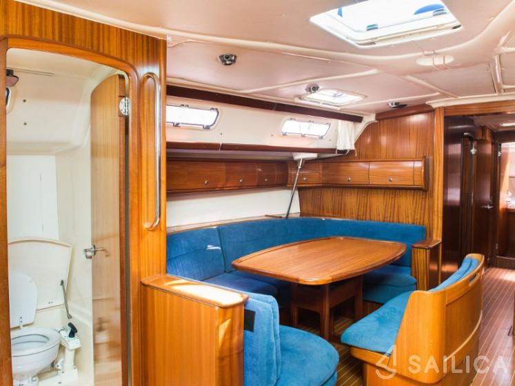 Bavaria 49H - Yacht Charter Sailica