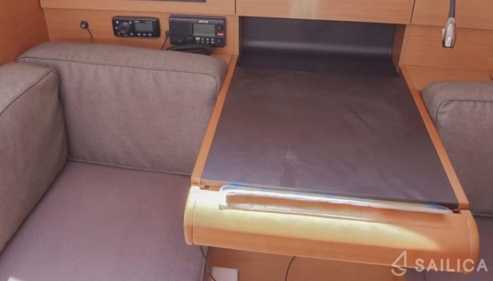 Sun Odyssey 449 - Sailica Yacht Buchungssystem #5