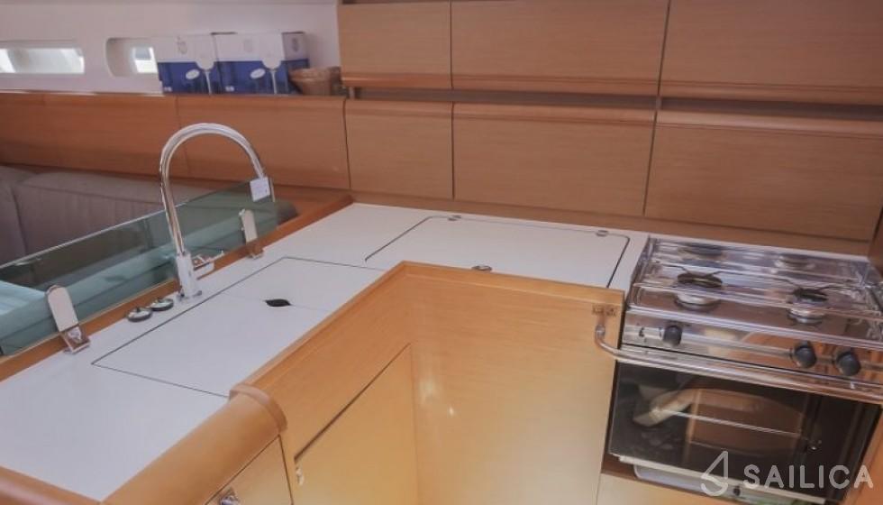 Sun Odyssey 449 - Sailica Yacht Buchungssystem #4