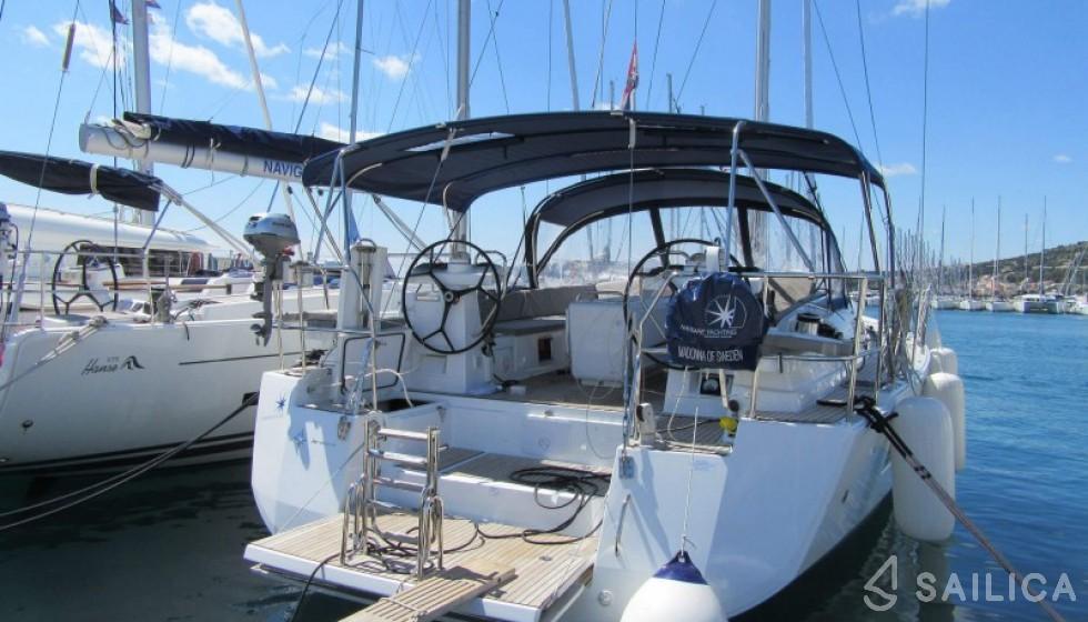 Jeanneau 54 - Чартер яхт Sailica