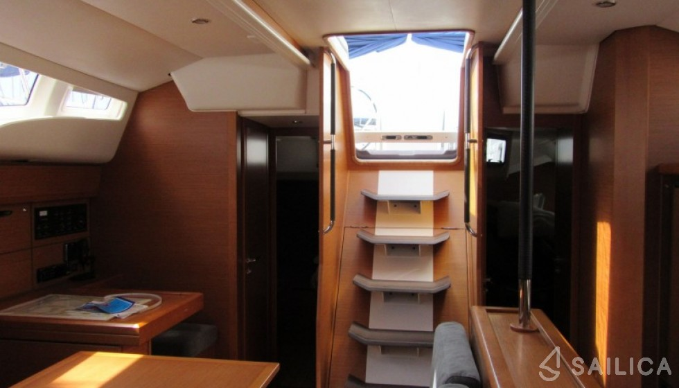 Jeanneau 54 - Sailica Yacht Buchungssystem #6