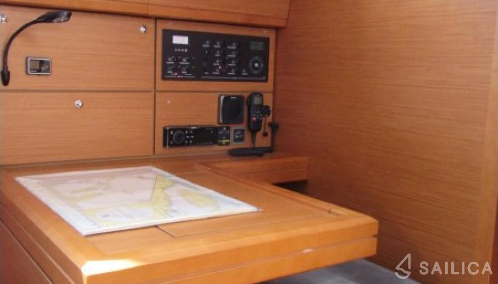 Jeanneau 54 - Sailica Yacht Buchungssystem #7