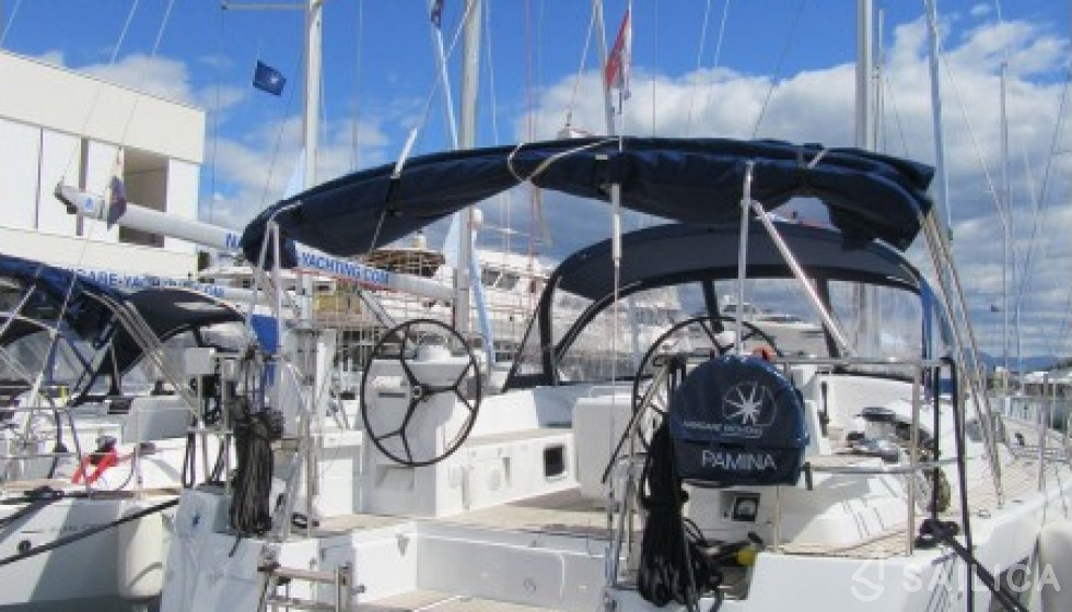 Rent Jeanneau 54 in Croatia - Sailica