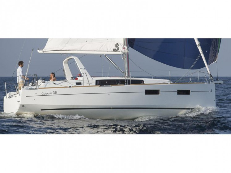 Beneteau Oceanis 35 - Yacht Charter Sailica